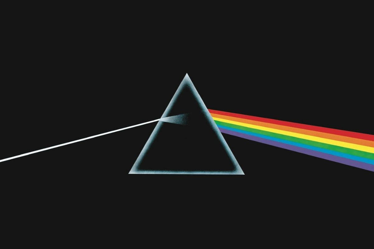 """The Dark Side of the Moon"": The Meaning Behind Pink Floyd's Iconic Album Cover"