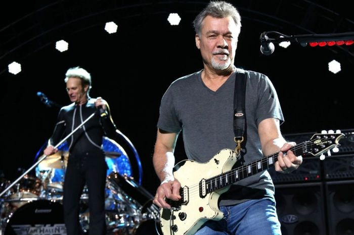 Eddie Van Halen, Lead Guitarist for Van Halen, Dies at 65