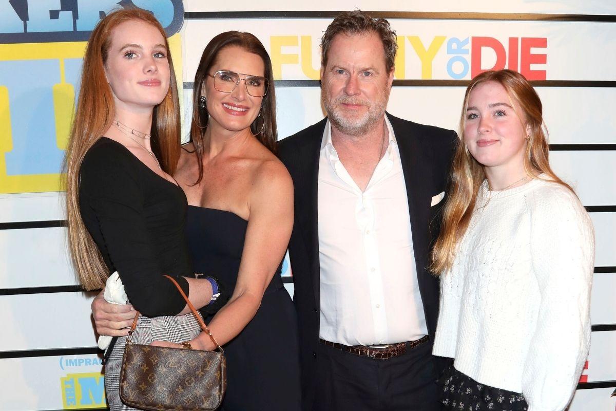 Meet Brooke Shields' Beautiful Family