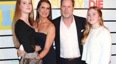 Meet Brooke Shields' Beautiful Family