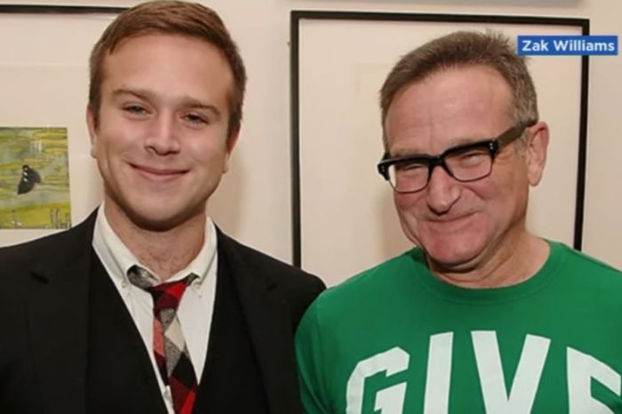 Robin Williams' Son Talks About His Difficult Mental Health Journey to Healing