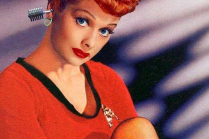 "How Lucille Ball Helped Save ""Star Trek"""