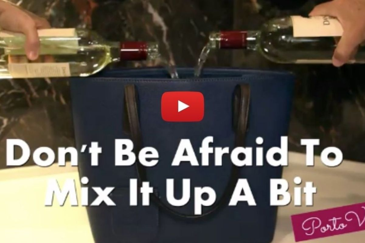 This Wine Purse Puts Every Man's Flask to Shame