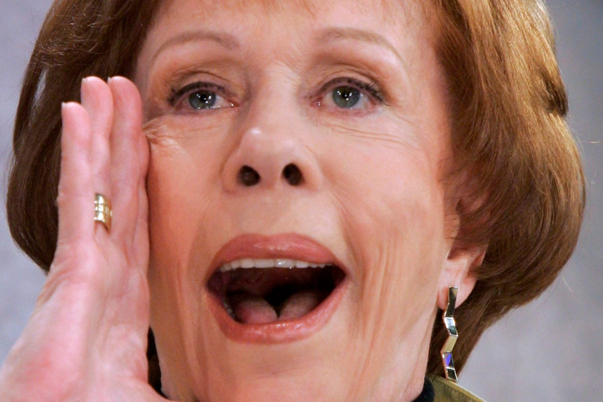 How Carol Burnett Does Her Legendary 'Tarzan' Yell