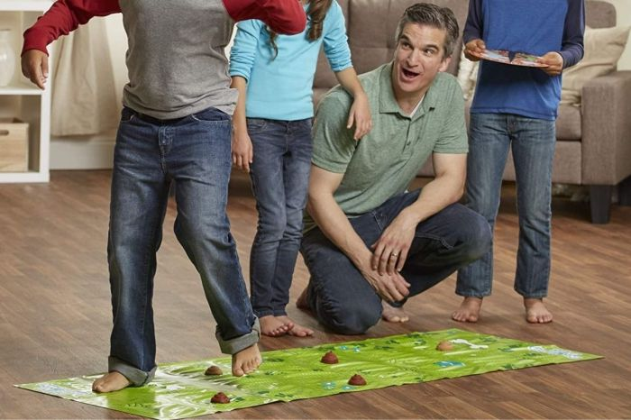Hasbro's 'Don't Step In It' Game Is All About Dodging Dog Poop