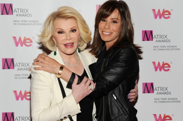 Melissa Rivers Shares Last Moments With Late Mother Joan Rivers