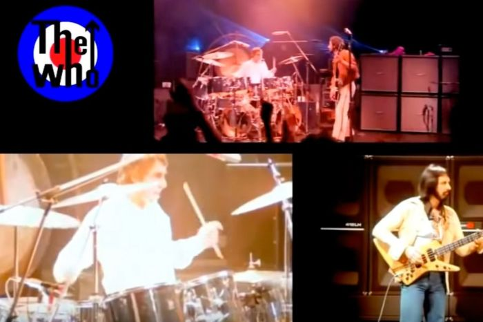 Keith Moon's Final Performance with The Who