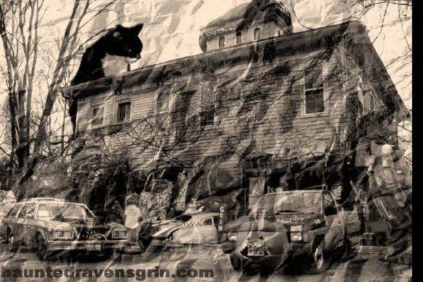 Raven's Grin Inn in Mount Caroll is a Twenty-Minute Terror Show