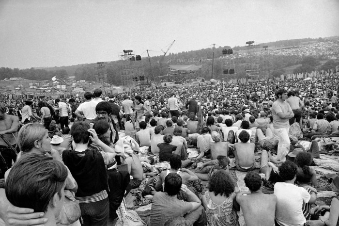 The Who's Legendary Performance at Woodstock 1969