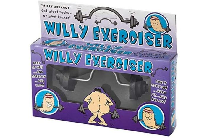 The 'Willy Exerciser' Is One of the Best Gag Gifts for Men