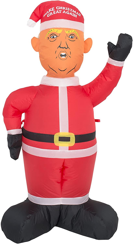 donald trump christmas Inflatable