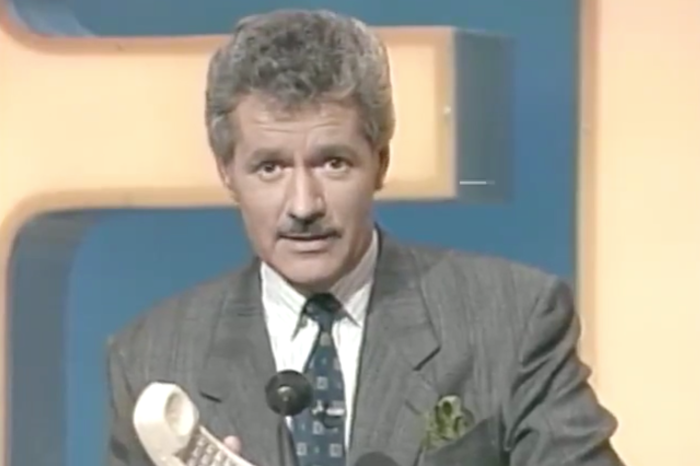 Alex Trebek Always Sounded Smart, Even When He's Cursing in These Jeopardy! Outtakes