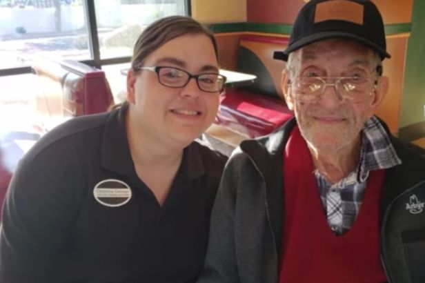 Arby's Gives 98-Year-Old WWII Veteran Free Food For Life