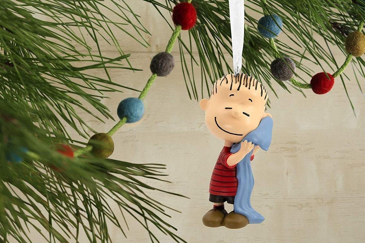 Charlie Brown Christmas decoration