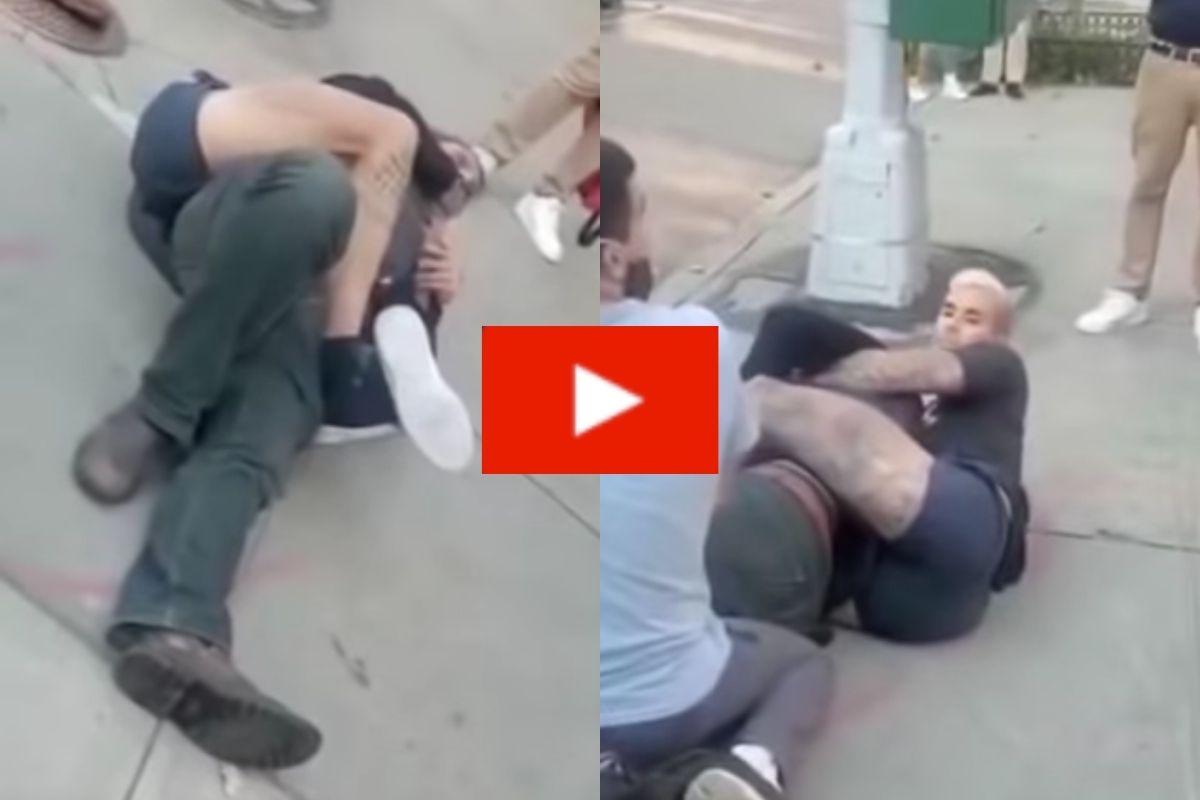 Good Samaritan Uses Martial Arts to Stop Kidnapping