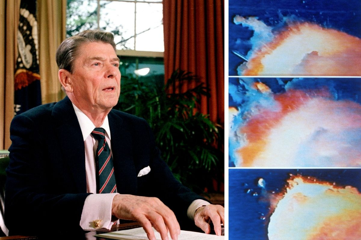 How the Reagan Administration Contributed to the Challenger Explosion
