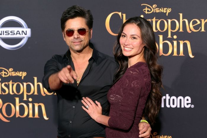"""Full House"" Star John Stamos Is ""Not Just An Uncle Anymore"""
