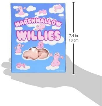 Marshmallow Willies,140g : 4.94 Oz 3
