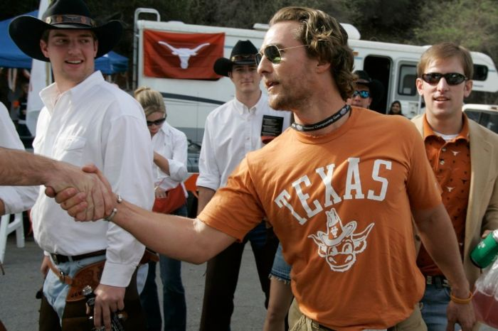 Matthew McConaughey Says He Would Consider Running For Texas Governor