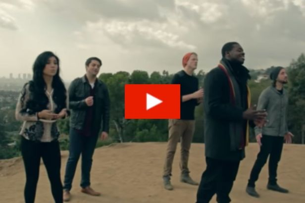 "Pentatonix's Cover of ""Little Drummer Boy"" Puts us in the Christmas Mood!"