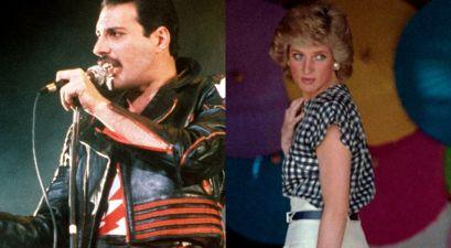 Freddie Mercury Once Snuck Princess Diana Into a Gay Bar