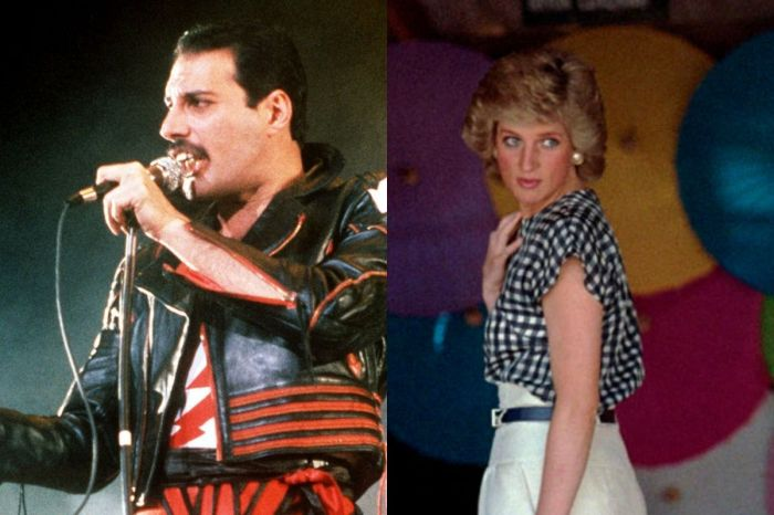 Freddie Mercury Once Snuck Princess Diana Into a Gay Bar