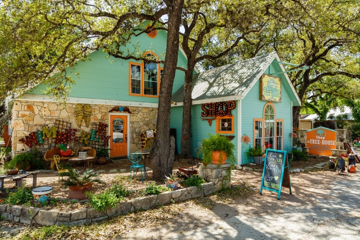 Wimberley Texas: Spend the Weekend in one of Texas' Most Historic Towns