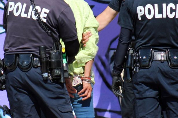 Police Arrest 100 White Supremacists, Seize Drugs and Multiple Guns