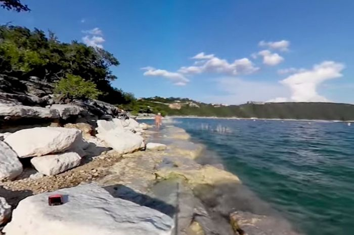 Hippie Hollow Park in Austin is The Only 'Nude Beach' in Texas