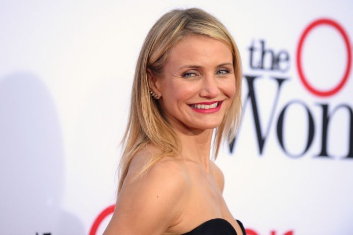 Why Cameron Diaz Decided to Quit Acting