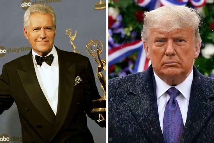 Trump Listed Among Candidates to Replace Alex Trebek as 'Jeopardy!' Host