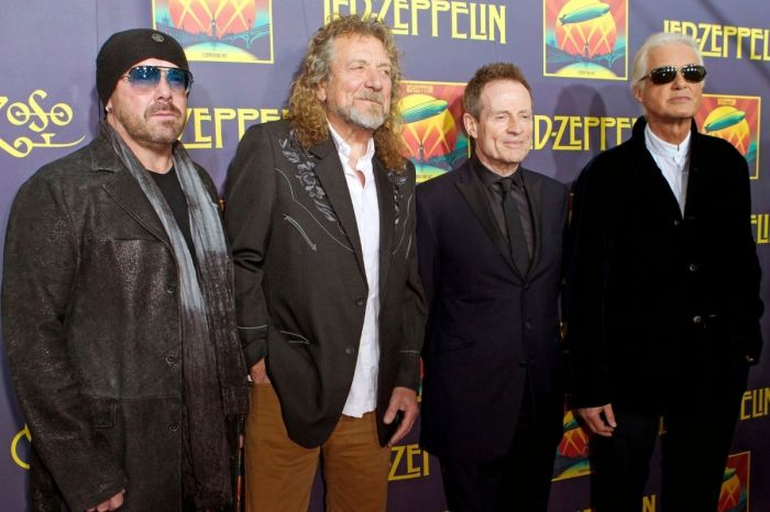 Led Zeppelin's 'All My Love' Was Written in Honor of Robert Plant's 5-Year-Old Son