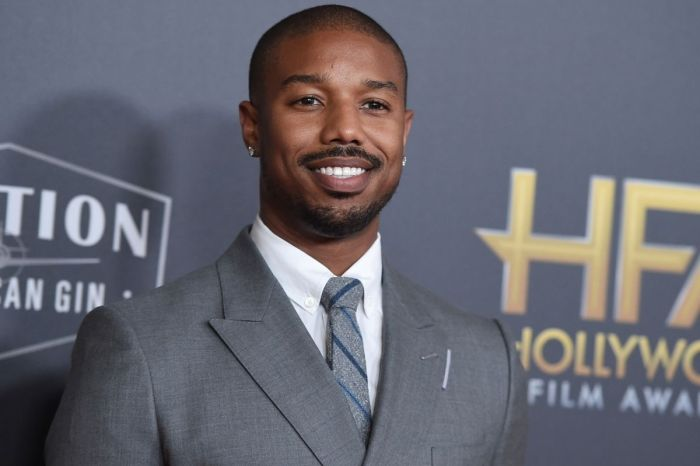 Michael B. Jordan Named People Magazine's 2020 Sexiest Man Alive!