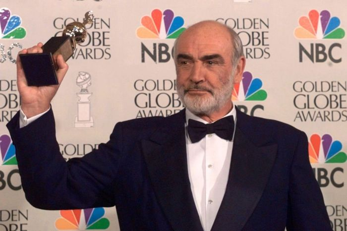 Sean Connery's Once Believed Slapping Women Was Okay