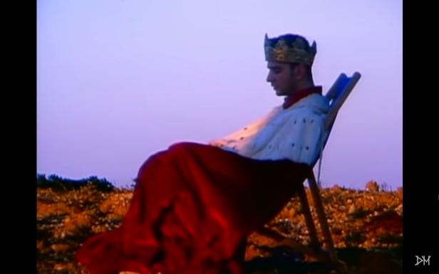"Behind Depeche Mode's Weird Music Video for ""Enjoy the Silence"""