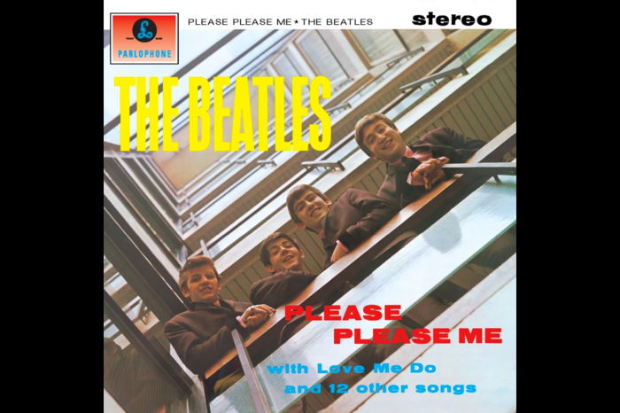 The Beatles' First Album Was Actually 'Please Please Me'