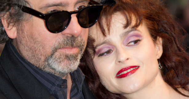 Inside Tim Burton and Helena Bonham Carter's Spooky Relationship