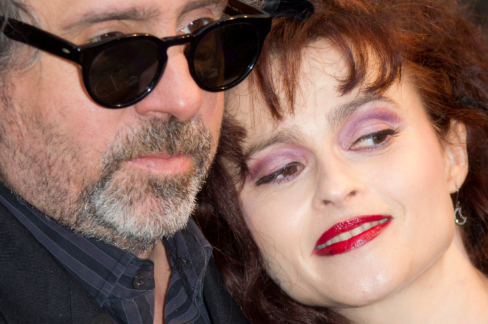 Inside Tim Burton and Helena Bonham Carter's Spooky Relationship