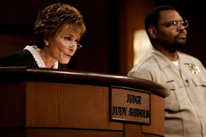 How Much Do 'Judge Judy' Guest Stars Get Paid?