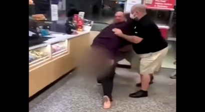 Wawa Fight Video
