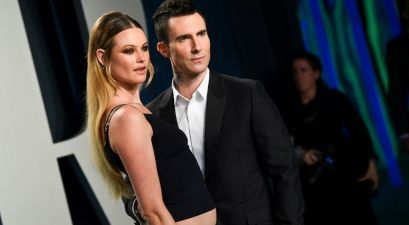 Adam Levine and Supermodel Model Behati Prinsloo Fell in Love Over E-Mails