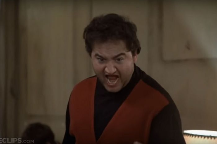 Remembering John Belushi's Epic 'Animal House' Speech