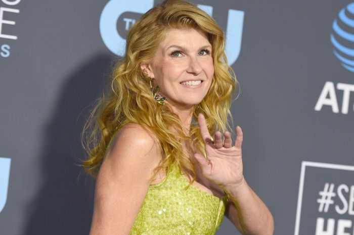 Connie Britton Adopted Her Son Eyob from Ethiopia