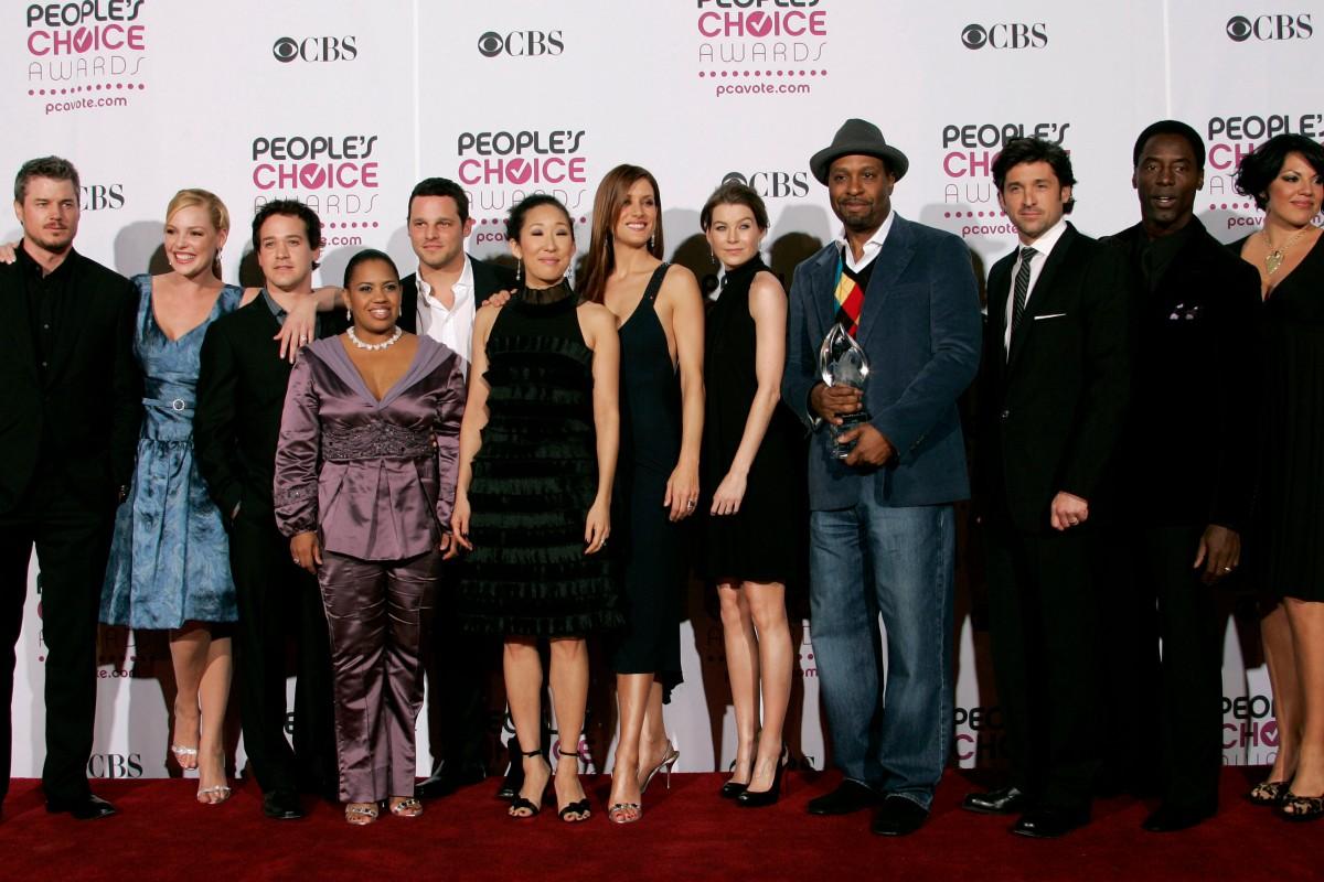 """Grey's Anatomy"": Where Is The Original Cast Now?"