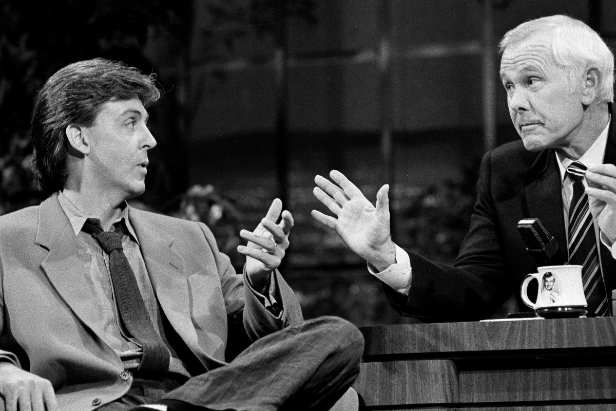 Johnny Carson's Iconic Legacy on The Tonight Show
