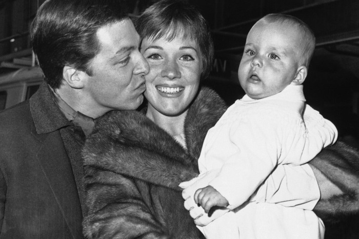 Meet Julie Andrews' Big, Blended Family