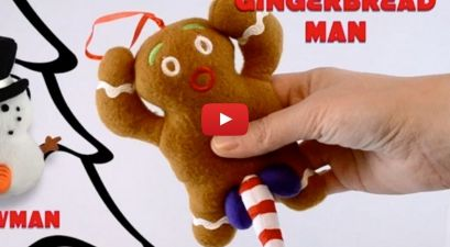 naughty gingerbread man