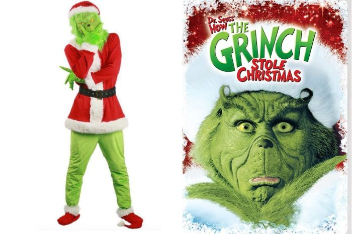 Dress Up as 'The Grinch' This Christmas in Honor of the Remake Turning 20