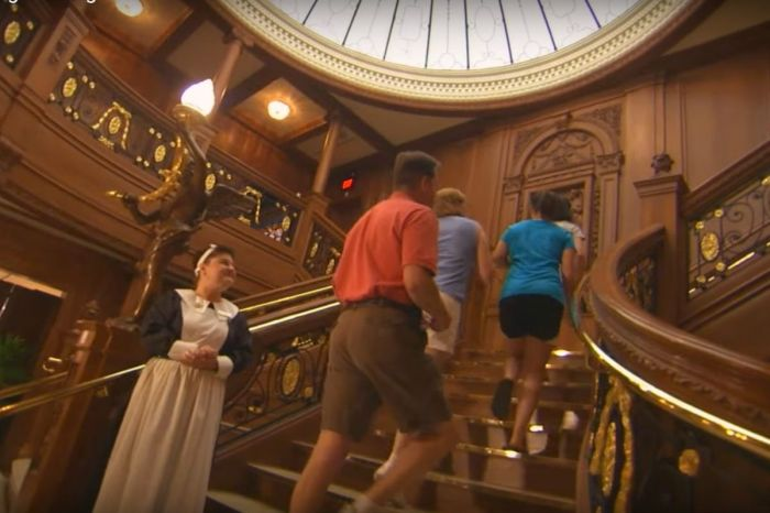 Inside Tennessee's Immense 'Titanic' Museum Attraction