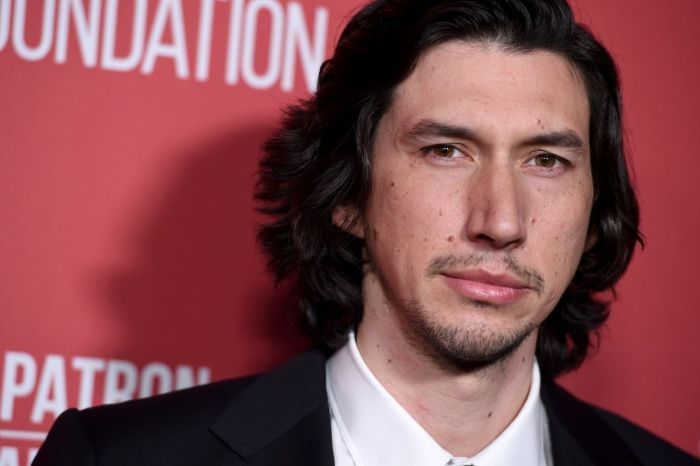 Actor Adam Driver Was a Marine Before Becoming a Successful Hollywood Actor